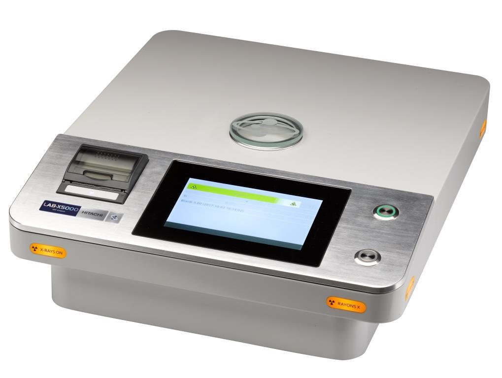 Анализатор серы Lab-X5000