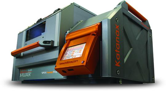 Установка сплавления Katanax X-FLUXER X-600